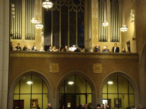 09 Good Friday choir loft