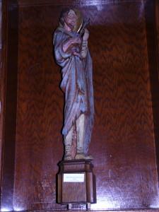 MAIN ALTAR St. Benedict Joseph Labré