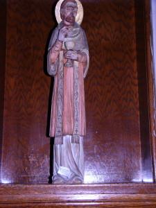 MAIN ALTAR St. Charles Borromeo