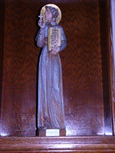 MAIN ALTAR St. Elizabeth Seton