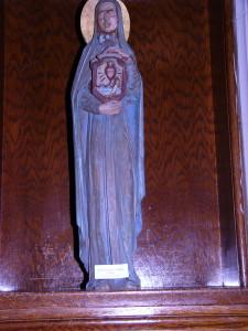 MAIN ALTAR St. Frances Xavier Cabrini