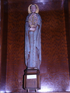 MAIN ALTAR St. John Bosco