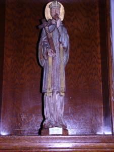 MAIN ALTAR St. John Nepomucene