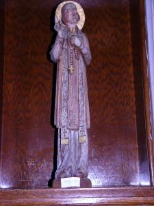 MAIN ALTAR St. John Vianney