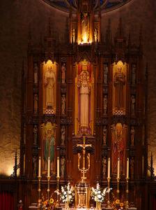 Main altar colorRev