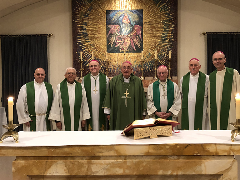 Bishops of the Diocese of Brooklyn/Queens
