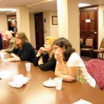 Regular venue for meetings: rectory lower level meeting room