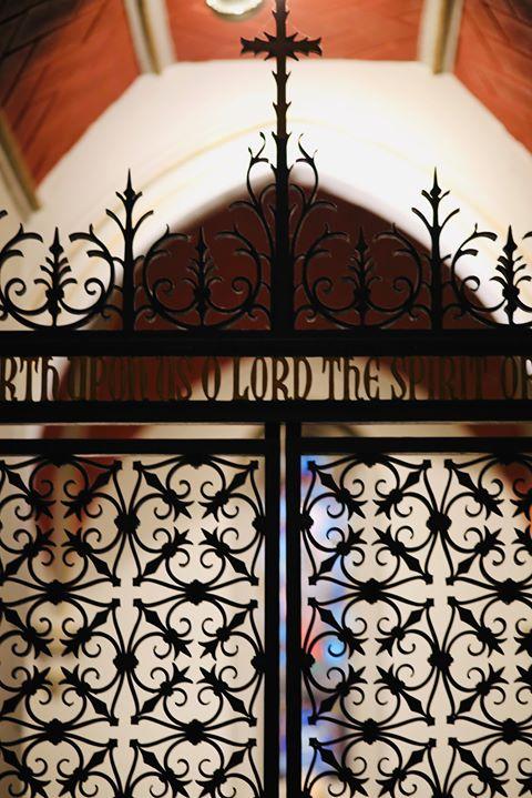 Saints Chapel gate (c) Amrei Gold Photography
