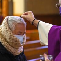 Ash Wednesday photo gallery