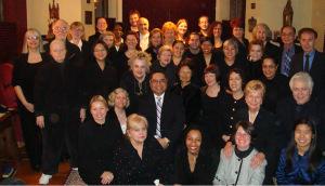 choir-in-parlor
