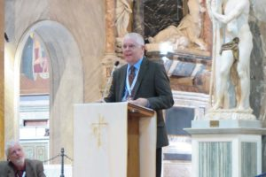 Speaking to U.S. Deacons